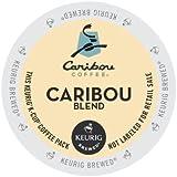 Caribou Coffee Caribou Blend K-Cups 96ct Medium
