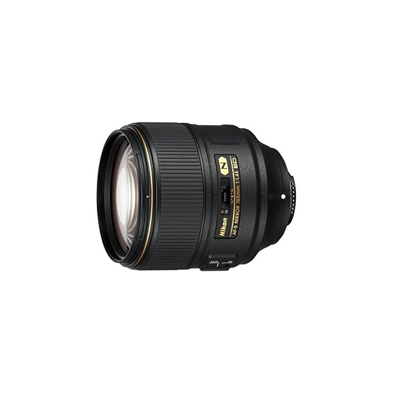 Nikon AF-S FX NIKKOR 105mm f/1.4E ED Len