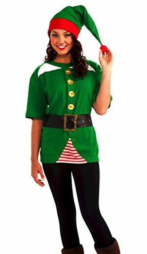 Jolly Elf Adult Costume Kit Jolly Elf