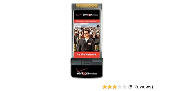 VERIZON AIRCARD 595 DRIVER UPDATE