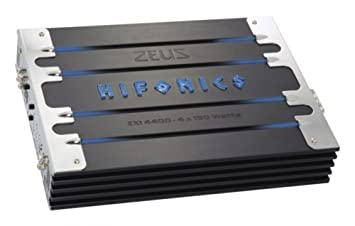 Hifonics ZEUS-serie AMP ZXi-4400 (4-canales)