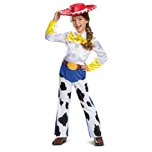 Disney Pixar Jessie Toy Story 4 Classic Girls' Costume