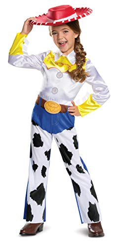 Girl Cowgirl In Toy Story (Disney Pixar Jessie Toy Story 4 Classic Girls')