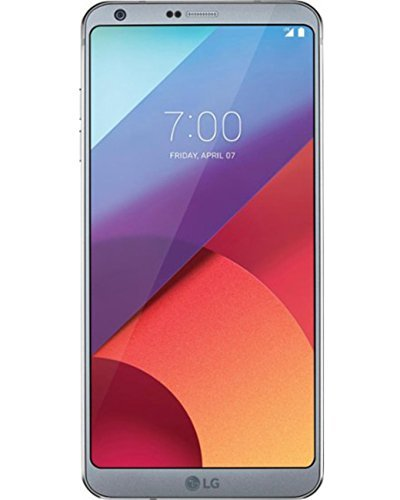 LG G6 SPRINT (Ice Platinum) (Cell Phones Unlocked For Sprint)
