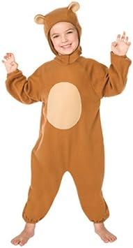 Jumca Sprl 1058CFB - Disfraz de oso para niño (2 años): Amazon ...