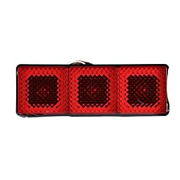 Bully (CR-007XL) X-Large Hitch Brake Light by Bully