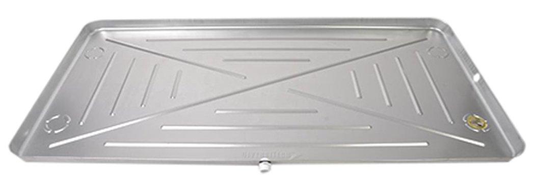 DiversiTech 6-M3263 Drain Pan, Metal, 32'' x 63'', 26 gal