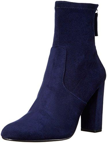Brisk Bootie Madden Ankle Steve Navy para mujer zxH1wqw