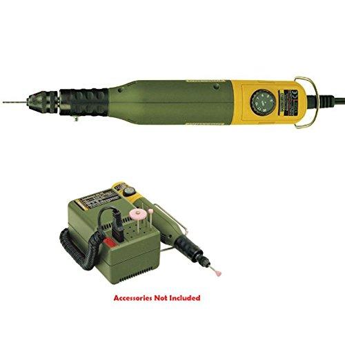 Proxxon 28512 12V Micromot 60 EF Rotary Tool, Proxxon 38706 NG 2/S Transformer -  38706I+28512I