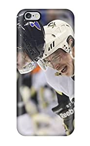 Defender Case For Iphone 6 Plus, Pittsburgh Penguins (63) Pattern
