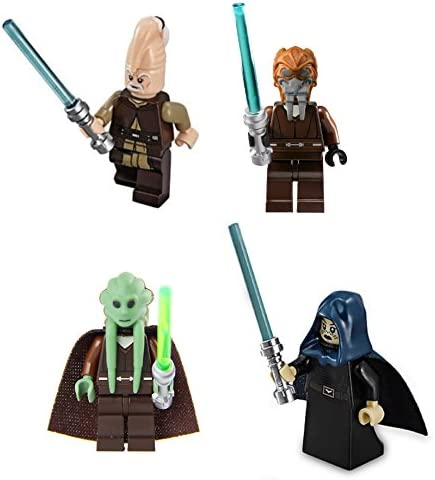 LEGO Star Wars Barriss Offee product image