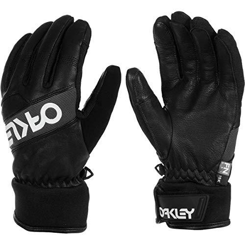 Oakley Ski Gloves - Oakley Factory Winter 2 Men's Snowmobile Gloves - Blackout/X-Large