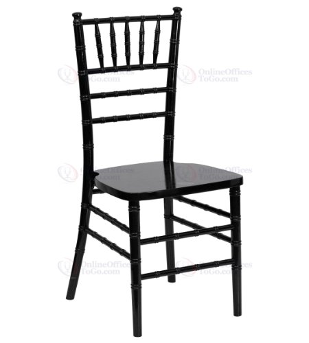 Offex of-SZ-Black-GG Flash Elegance Supreme Black Wood Chiavari Chair Review