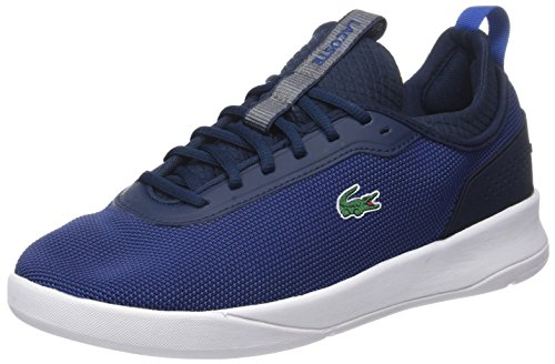 Lacoste Lt Spirit 2, Sneaker Uomo Blu (Nvy/Dk Blu)