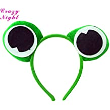 Novelty Animals Eyes Head Bopper for Party Pack of 2pcs