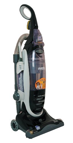 Eureka Pet Lover Deluxe Bagless Upright Vacuum, 8811AVZ