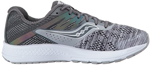 Grey Ride 10 shoes women's 5 nbsp;running UK B Size Saucony M qXnO1q