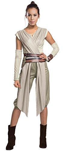 Star Wars The Force Awakens Adult Costume,Multi, Large