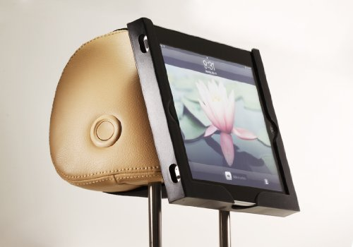 Image of iPADKET *THE MOST DURABLE* Car Seat Headrest & Airplane Tray Table