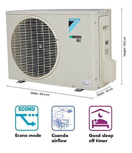 Daikin 1.5 Ton 5 Star Inverter Split AC (Copper FTKF50TV White) 4