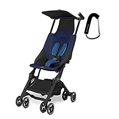 2017 GB Pockit Stroller - FREE BABY GEAR XPO STROLLER HOOK WITH PURCHASE by gb that we recomend personally.