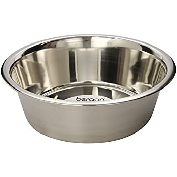 Pet Supplies Bergan Standard Dog Bowl Size 17 Cup Pack