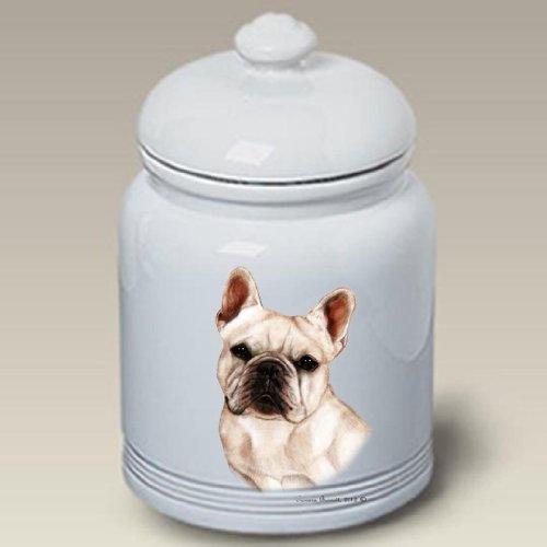 french bulldog treat jar - 4