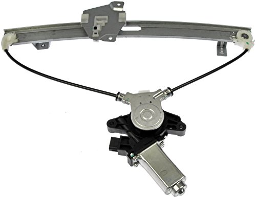Dorman 748-585 Rear Passenger Side Power Window Regulator and Motor Assembly for Select Mitsubishi Models