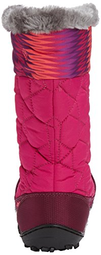 888664561286 - Columbia Youth Minx Mid WP OH Winter Boot (Little Kid/Big Kid), Deep Blush/Tropic Pink, 4 M US Big Kid carousel main 1