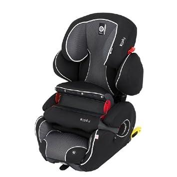 Kiddy Guardianfix Pro2 silla de coche grupo 123 Phantom grey: Amazon.es: Bebé
