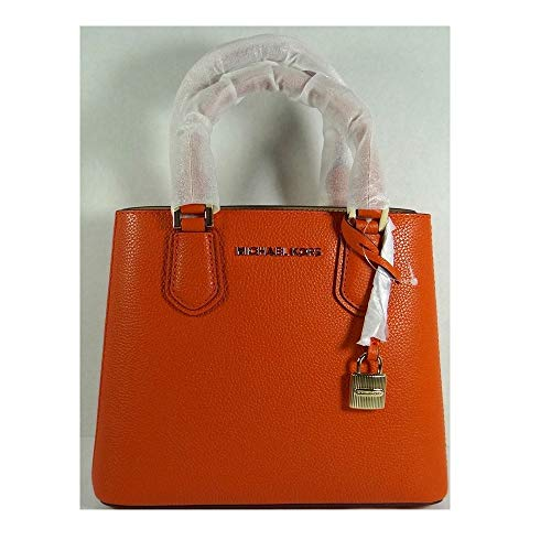 Michael Kors Orange Handbag - 9