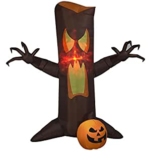 Holiday Living 9.35-ft x 10-ft Animatronic Lighted Grabbing Tree Halloween Inflatable