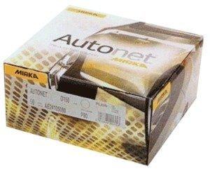 Mirka Abrasives AE24105012 Autonet Grip Disc, 120G, 6' Box Of 50 Premium Discs 6 Box Of 50 Premium Discs