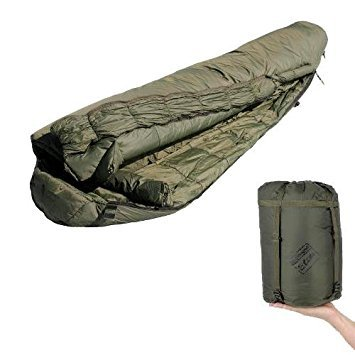 low priced c5dea d4e2f Buy Snugpak Softie Elite 4 Sleeping Bag, Olive Online at Low ...