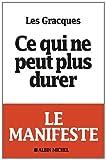 Image de Ce qui ne peut plus durer (French Edition)