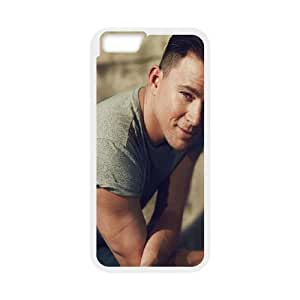 DIY phone case Channing Tatum cover case For iPhone 6 Plus,6s 5.5 Inch AS2G7749314