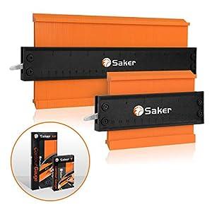 Saker Contour Duplication Gauge-Adjustable Lock -Precisely Copy Irregular Shape Duplicator -Irregular Welding…