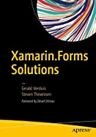 Xamarin.Forms Solutions Front Cover