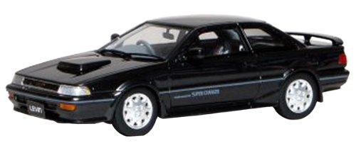 1/43 TOYOTA COROLLA LEVIN GT-Z 1989 ブラックマイカ HS039BKの商品画像