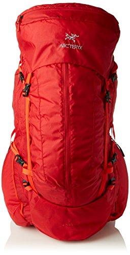 Arc'teryx Altra 75 Backpack - Men's Diablo Red Regular/Tall