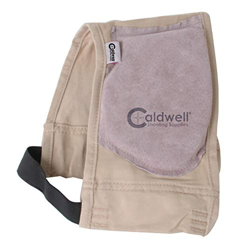 Caldwell Ambidextrous Shooting Recoil Shields with Durable Construction, Solid Fit and Thick Padding for Outdoor, Range, Shooting and Hunting