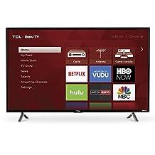 """TCL 40S305 40"""" 1080p Roku Smart LED TV (2017 Model)"""