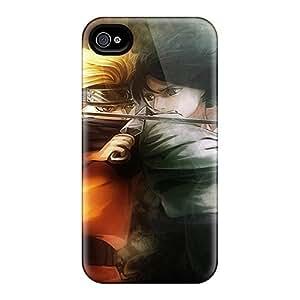 Defender Case For Iphone 6, Naruto Vs Sasuke Pattern