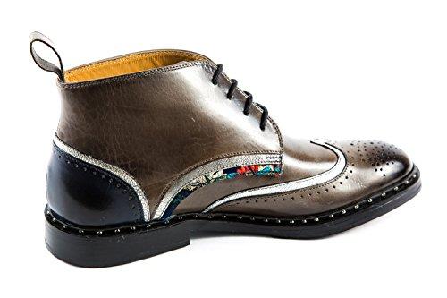 Lacets Hamilton Ville 37 Chaussures EU amp; à MH15 de 456 Melvin Femme Gris pour Gris n8gBwxaq5