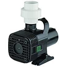 Little Giant F Series F10-1200 566724 Wet Rotor Pump with 20-Feet Cord, 1200Gph