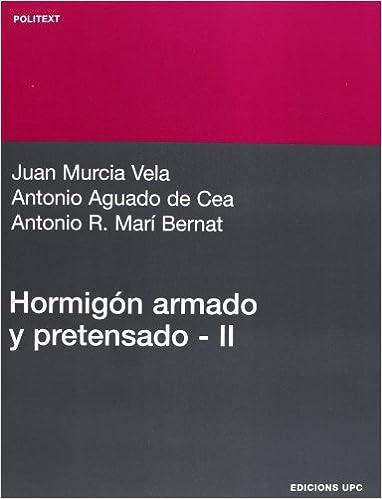 Hormigón armado y pretensado II: 15 (Politext): Amazon.es ...