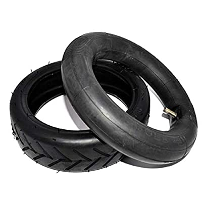 8.5-Inch Inner Tubes for Xiaomi M365 Electric Scooter Inflated Spare Tire, Rubber Vibration Dampers Xiaomi M365 Electric Scooter Replacement Accessory, Inflated Spare Tire Replace Tube Combo Set : Sports & Outdoors