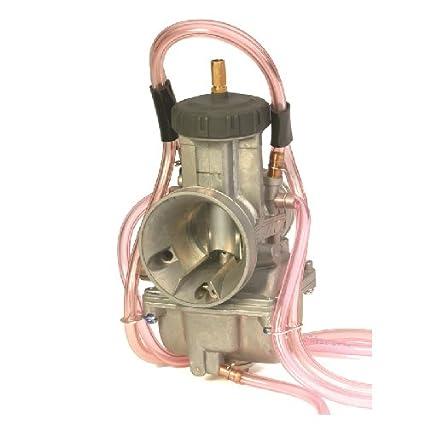 Carburador de combustible Keihin PWK36 Quad Vent Air Striker ...