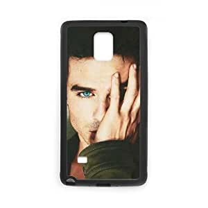 Custom The Vampire Diaries Case Cover, Custom Protective Cover Case for Samsung Galaxy Note 4 The Vampire Diaries