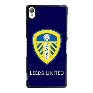 finest selection 4fcc4 3a72e Sony Xperia Z2 Cell Phone Case Black Leeds United Custom Case Cover ...